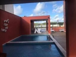 Apartamento com 3 dormitórios para alugar em Capim Macio- - Natal/RN