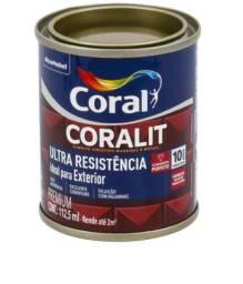 Esmalte Sintético Coralit Brilhante Branco 112,5mL Coral