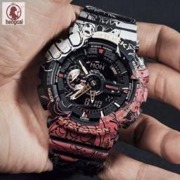 Relógio G-SHOCK  série limitada One piece