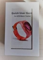 Relógio Smart Watch(Nunca Usado)