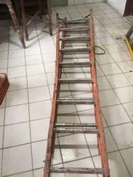 Escada Articulada Cogomelo de 18 Degraus