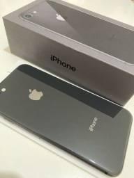 Título do anúncio: Vendo IPhone 8 64 gb