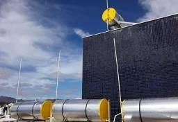 Aquecedor solar até  10x sem juros.