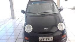 vendo cherry QQ 2011 Preto Completo