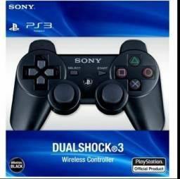 Controle Ps3 Sony- produto novo