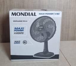 Título do anúncio: Ventilador Mondial V30 30cm 6pás 3 Velocidades