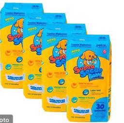 Tapete higiênico super secão por R$79,90