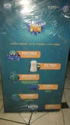 Piscina NOVA na caixa 14mil Ltd $2500
