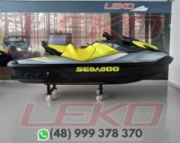Título do anúncio: Jet Ski SeaDoo GTi 170 SE 2021 Zero Horas