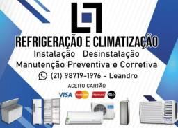 LL refrigeração e climatização