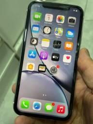 Título do anúncio: IPhone XR 64gb Vitrini  Bateria 100%!!!