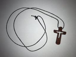 Crucifixo de madeira jornada mundial da juventude 2013