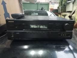 Título do anúncio: Onkyo Av receiver TX-SR507