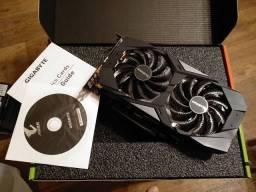 Placa de Vídeo Geforce GTX 1660 SUPER na garantia