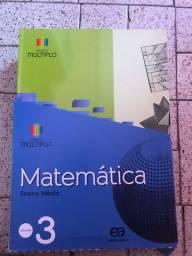 Livro didático matemática projeto múltiplo