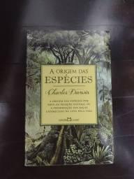 Título do anúncio: Livro origem das espécies