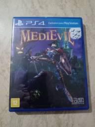 Título do anúncio: Jogo medieval PlayStation 4