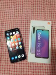 Redmi Note 8 xiaomi 64gb Promoção!