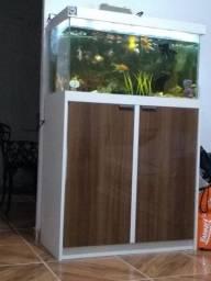 Faço aquário