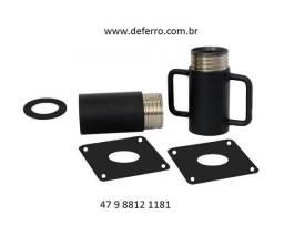 Kit p Escora Metalica Ajustavel  3,0 mt