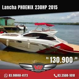 LANCHA PHOENIX 230HP 2015 extra