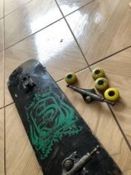 Peças de Skate em Perfeito Estado