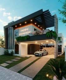 Casa de condomínio para venda com 458 metros quadrados com 5 quartos  R$  3.500.000,00