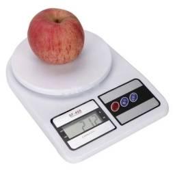 Balança de cozinha pra ajudar na dieta fit