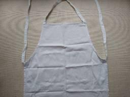 kit de Avental para cozinha + Touca