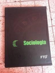 Livro didático sociologia FTD