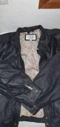 Jaqueta de motoqueiro