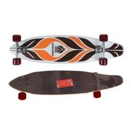Título do anúncio: Skate Longboard 96,5cm X 20cm X 11,5cm Maori Mor