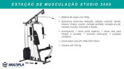 Estação de Musculação Studio 3000