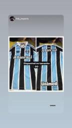 Título do anúncio: Camisa do Grêmio c\ Patrocínios GG vem na barbada