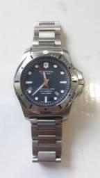 Relógio Victorinox Swiss Army I.N.O.X. Pro Diver Aço Azul 241782