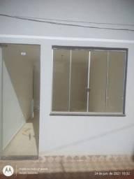 Casa Geminada- Contagem Com Área Privativa - Bairro Xangrilá -
