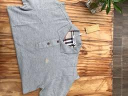 Camisa Polo Burberry tamanho P ( disponível também no preto)