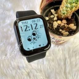 Título do anúncio: Relógio Smartwatch X8 MAX Faz e Recebe Ligação Notificação Monitor Cardíaco  Lançamento!!