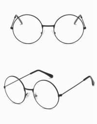 Armação Óculos Estilo Harry Potter Unissex produto Novo
