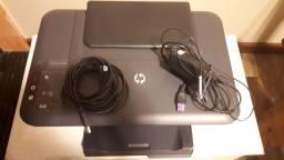 KIT Teclado e Impressora HP F2050