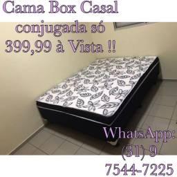 !!!Lindas, Cama Casal!! Entrega Rápida!!!