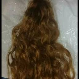 Título do anúncio: Cabelos humanos para mega hair