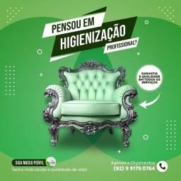 Título do anúncio: Pensou em Higienizaçao? Chame DRY CLEAN