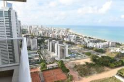 Apartamento para venda possui 157m², 3 quartos em Altiplano Cabo Branco, João Pessoa - PB.