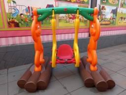 Título do anúncio: Balanco Playground zoo - Bandeirante