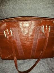 Torro bolsa em couro Mc Benett original