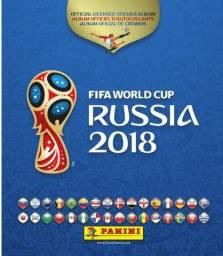 Album copa do mundo 2018