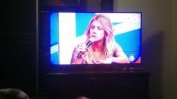 Tv Samsung 55 4k smart com defeito