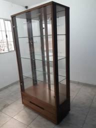 Cristaleira Vidros e espelhos