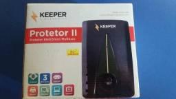 Estabilizador Keeper Protector II 500VA Entrada 115V e Saída 115V - 50.500.500